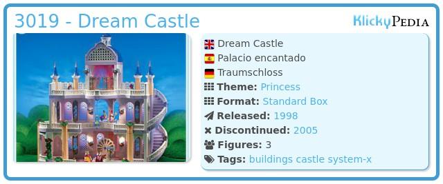 Playmobil 3019 - Dream Castle