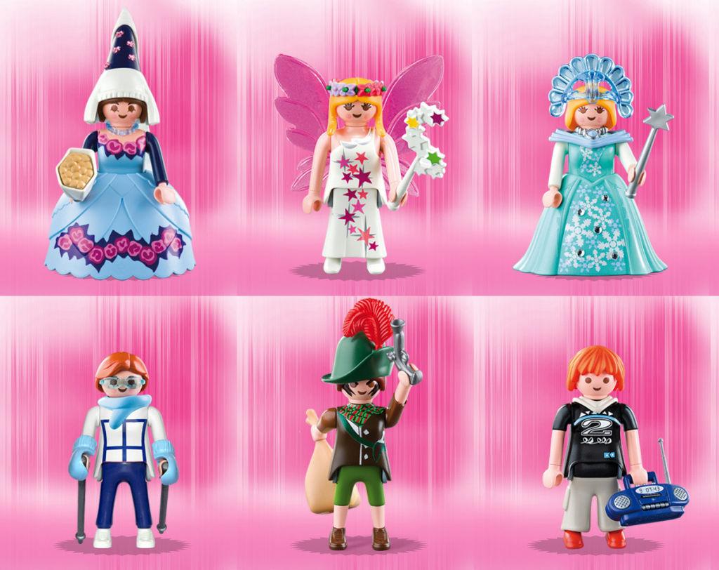 playmobil set 5204  playmobil figures girls serie 1