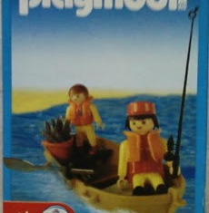 Playmobil - 1-9605-ant - Fisherman and Son