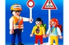 Playmobil - 3256s2 - Traffic Guide / Children