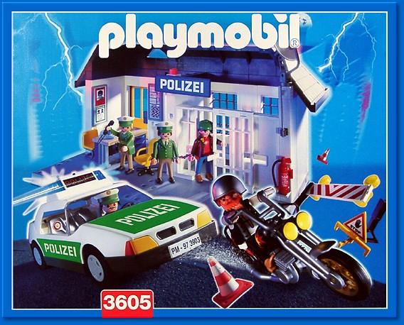 playmobil set 3605ger  adventure polizei  klickypedia