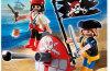 Playmobil - 5865-usa - pirate miniset