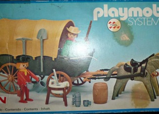 Playmobil - 23.24.3-trol - Cart