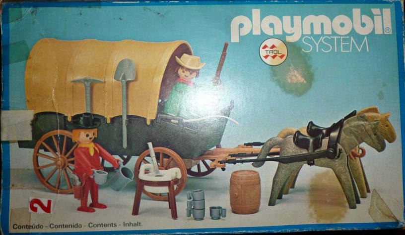 Playmobil 23.24.3-trol - Cart - Box