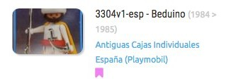 Playmobil - Nomenclatura de Sets