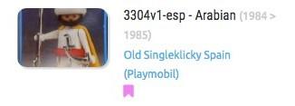 Playmobil - Sets Nomenclature