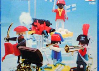 Playmobil - 13480-xat - 4 pirates