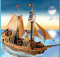 playmobil set 1 3750 ant pirate ship klickypedia. Black Bedroom Furniture Sets. Home Design Ideas