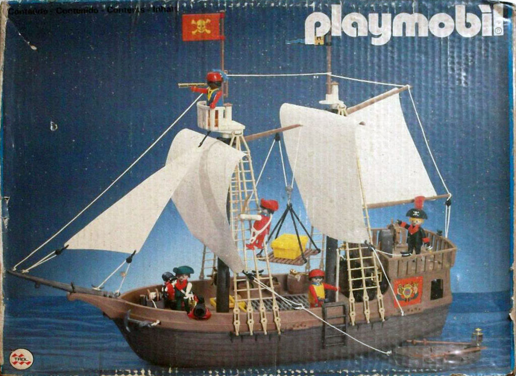 playmobil set pirate ship klickypedia. Black Bedroom Furniture Sets. Home Design Ideas