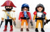 Playmobil - nordsee promotional pirates and soldier