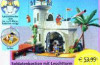 Playmobil - 4294v2 - soldiers fortress with lighthouse