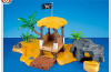Playmobil - 7718 - pirate hideout