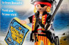 Playmobil - 30793863-ger - Nüremberg Toy Tair Tive-away Pirate