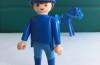 Playmobil - 0000-ger - Blue Rider