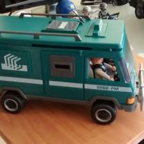Playmobil - Money Transport 5566