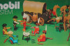 Playmobil - 044-sch - Cowboy & Indian Super Deluxe Set