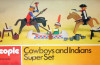 Playmobil - 1730-pla - Cowboys and Indians SuperSet