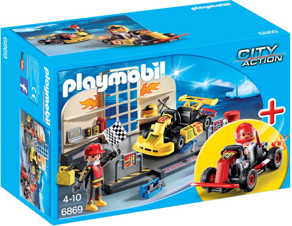 Playmobil Racing Car
