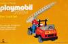 Playmobil - 077-sch - fire truck set