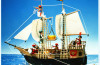 Playmobil - 3550 Piratenschiff, German versions and varitions
