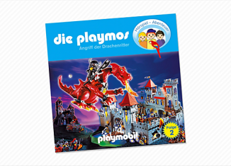 Playmobil - 80130 - Attack of the Dragon Knights (2) - CD