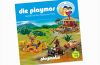 Playmobil - 80245 - Danger to the king of the animals (14) - CD