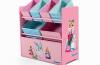 Playmobil - 80466 - Prinzessinen- Regal mit Stofffächern