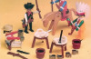 Playmobil - 1731-pla - cowboys and indians basic set