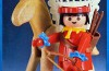 Playmobil - 23.35.1 - V1-trol - indian with horse