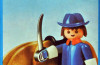 Playmobil - 23.35.3 - V1-trol - Union Soldier with Horse