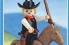 Playmobil - 1031-lyr - Sheriff with Horse