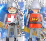 Playmobil - 0000 - Maltese Knight - BRIO Promo