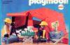 Playmobil - 3413-ant - Safari Explorers And Tent