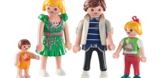 Playmobil - 6530 - The Hauser Family