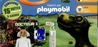 Playmobil - 0 - Magazine Super 4 N° 6 - France