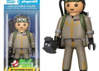 Playmobil - FU8816 - Ghostbusters - Dr. Raymond Stantz