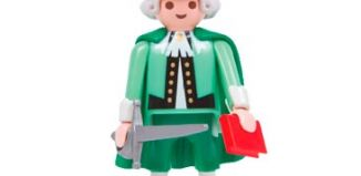 Playmobil - LADLH-35 - Noble of the court