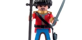 Playmobil - LADLH - Mongol warrior