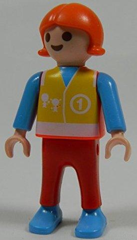 Playmobil 4975-ger - Promotional girl ADAC - Back