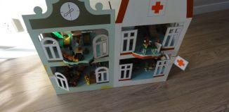 Playmobil - 0000 - HOSPITAL DISPLAY