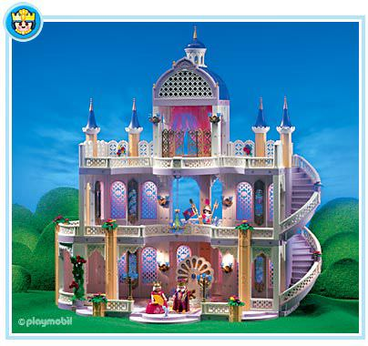 Playmobil Set: 3019 - Dream Castle - Klickypedia