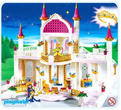 chateaux playmobil princesse - Maison Moderne Playmobil Klerelo