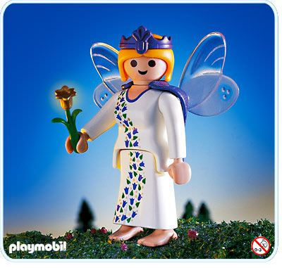 Playmobil Set 4537 Pixy Princess Klickypedia