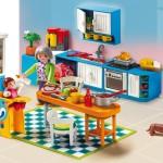 Playmobil set 5331 parents bedroom klickypedia for Playmobil dining room 5335
