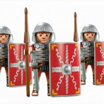 Playmobil - Versiónes de legionarios 7878