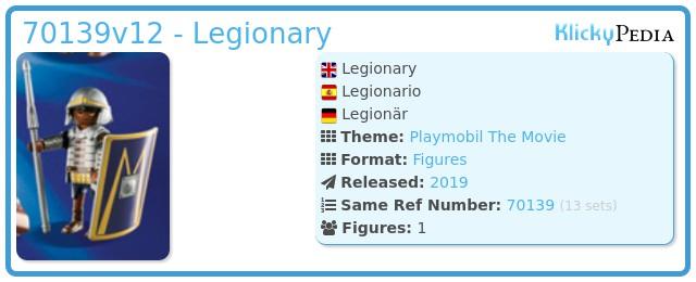 Playmobil 70139-12 - Legionary