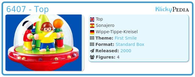 Playmobil 6407 - Top