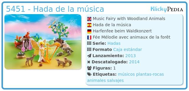 Playmobil 5451 - Hada de la música