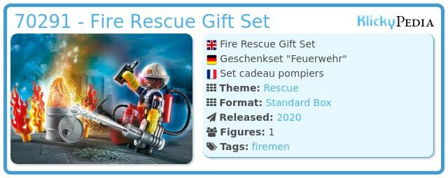 Playmobil 70291 - Geschenkset