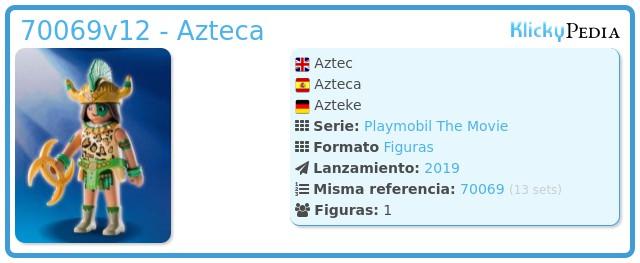 Playmobil 70069v12 - Azteca